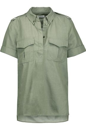 EQUIPMENT FEMME Rory cotton shirt