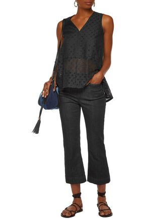 SEE BY CHLOÉ Broderie anglaise top
