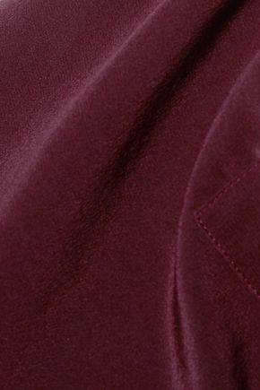 W118 by WALTER BAKER Jillian cutout silk top