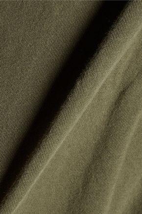 CURRENT/ELLIOTT The Oversize cotton-jersey T-shirt