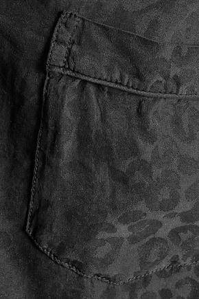 RTA Yvonne washed-silk shirt