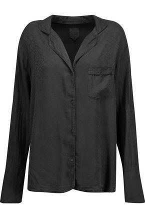 RTA Yvonne washed-silk shirt