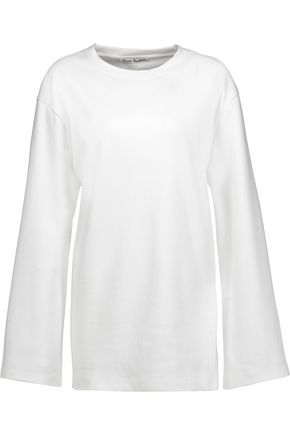 ACNE STUDIOS Dinah cotton-jersey top