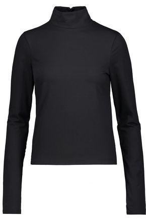 ACNE STUDIOS Valeria C Ela stretch-cotton jersey top