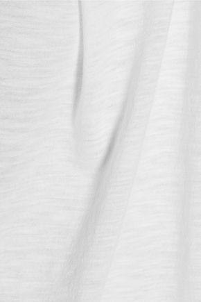 VINCE. Pima cotton jersey top