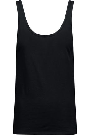 RAG & BONE/JEAN Cotton-jersey tank