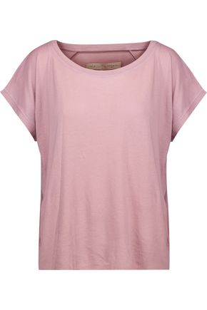 RAQUEL ALLEGRA Cotton-jersey T-shirt