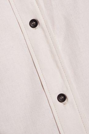 ISABEL MARANT ÉTOILE Weylin cotton shirt
