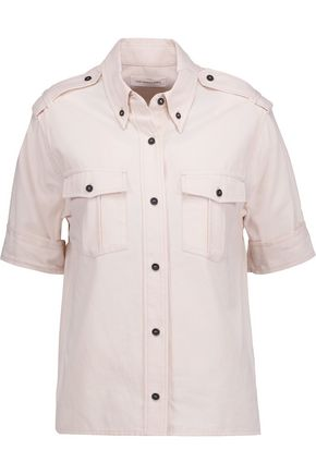 ISABEL MARANT ÉTOILE Weylin cotton shirt