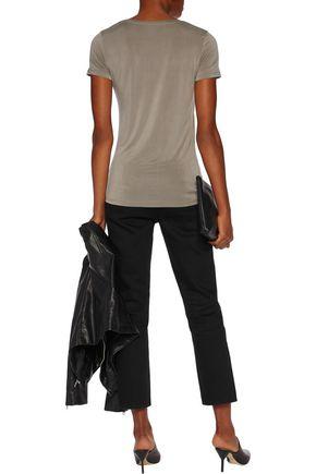 MAJESTIC Modal-blend T-shirt