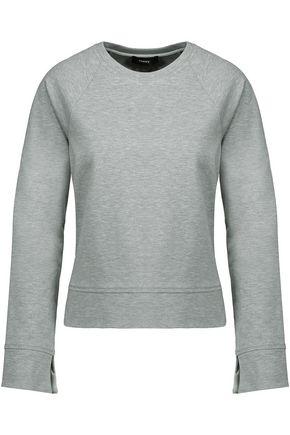 THEORY Ranzini jersey sweatshirt