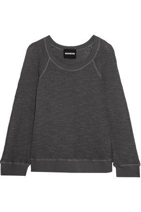 MONROW Cotton-blend sweater