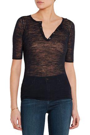 ISABEL MARANT ÉTOILE Dina fine-knit top