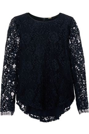 ADAM LIPPES Lace top
