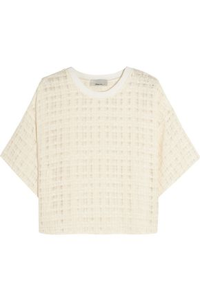 3.1 PHILLIP LIM Checked tweed top