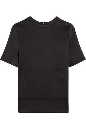 JOSEPH Ruppert satin T-shirt
