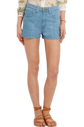 TOPSHOP UNIQUE Holyport denim shorts