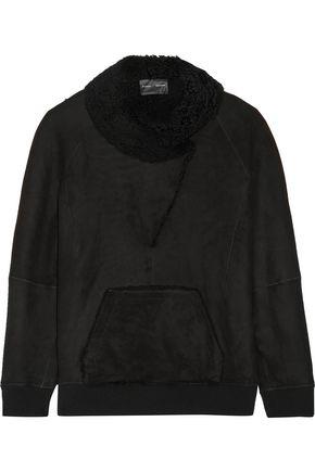 PROENZA SCHOULER Shearling sweatshirt
