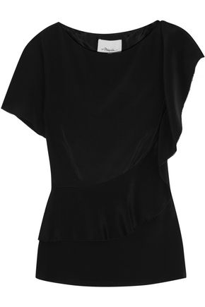 3.1 PHILLIP LIM Ruffled silk top