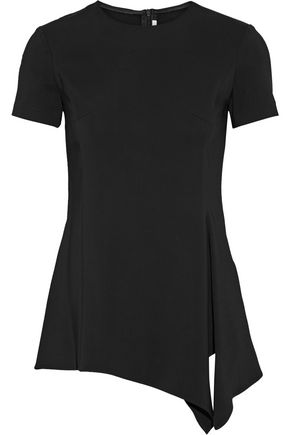 ROSETTA GETTY Asymmetric stretch-cady top