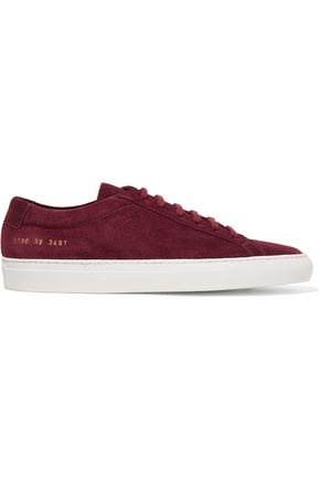 WOMAN by COMMON PROJECTS Original Achilles suede sneakers