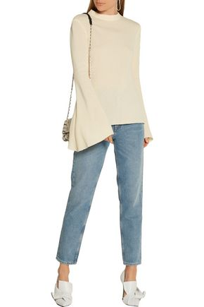 •ELLERY• Sigmond textured-crepe top