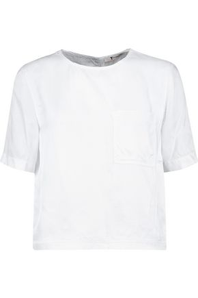 T by ALEXANDER WANG Twill top