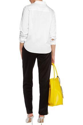 T by ALEXANDER WANG Cotton-poplin shirt