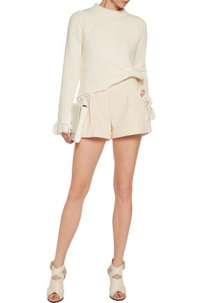 3.1 PHILLIP LIM Cotton-blend jersey shorts