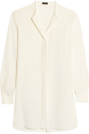 JOSEPH Dara washed silk crepe de chine blouse