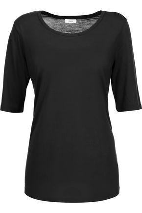 VINCE. Stretch-jersey T-shirt