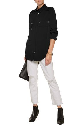 IRO Brewer crepe blouse