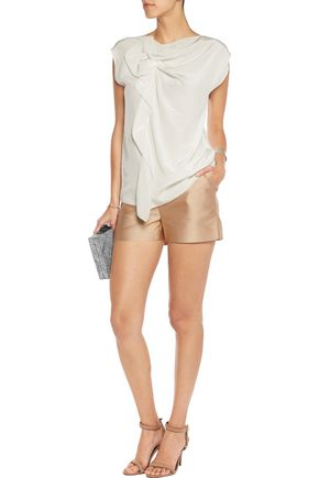 3.1 PHILLIP LIM Satin shorts