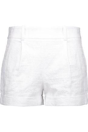 DIANE VON FURSTENBERG Gillian cotton-blend shorts