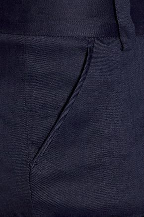 ALICE + OLIVIA Cady linen-blend shorts