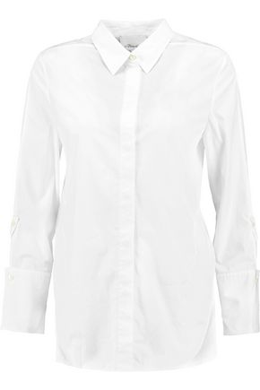 3.1 PHILLIP LIM Cotton-poplin shirt