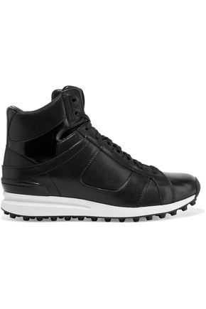 3.1 PHILLIP LIM Trance leather high-top sneakers