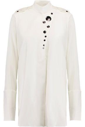 ELLERY Visual Wonder silk-blend shirt