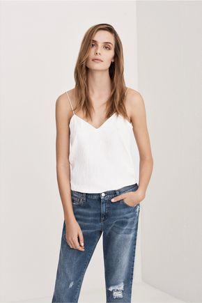 IRIS & INK Jacquard camisole