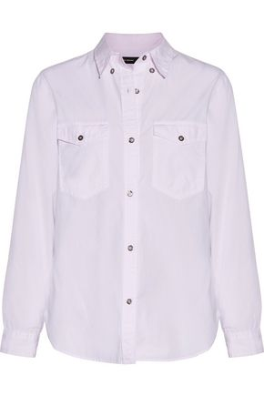 ISABEL MARANT Oklyne cotton shirt
