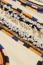 ISABEL MARANT Sachi cropped embellished cotton top