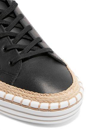 SAM EDELMAN Kavi leather sneakers