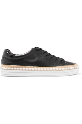 SAM EDELMAN Kavi leather sneakers