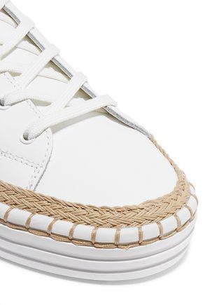 8e640259cd62 ... SAM EDELMAN Kavi leather sneakers ...