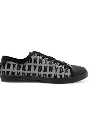 DKNY Blair jacquard sneakers