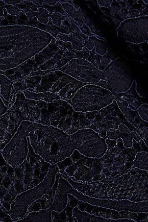 REBECCA VALLANCE Corded lace top