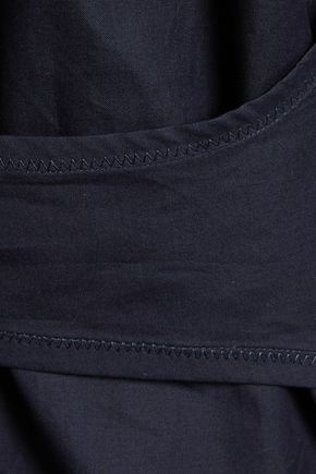 3.1 PHILLIP LIM Layered cotton shirt