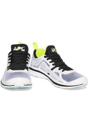 APL® ATHLETIC PROPULSION LABS Prism mesh and rubber sneakers