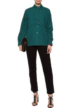 ISABEL MARANT Oaken cotton shirt