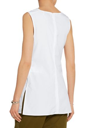 3.1 PHILLIP LIM Cotton-crepe dress